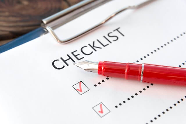A Checklist for When a Spouse or Parent Passes