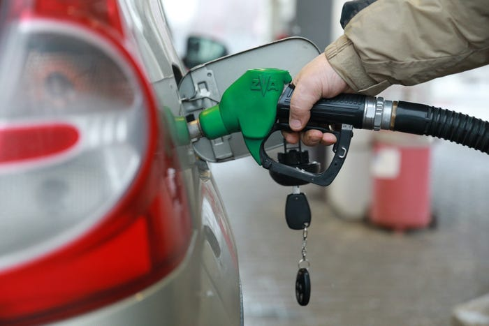 A Seven-Year High for Gas Prices